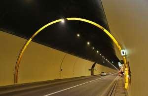 渝湘高速界石至水江段7座隧道照明提升改造全面完成小型发电机